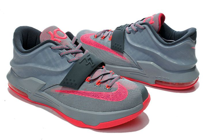 brand new 2804a 14d7b Cheap Big Boys KD 7 Calm Before the Storm Grey Hyper Punch Light Magnet  Grey 653996