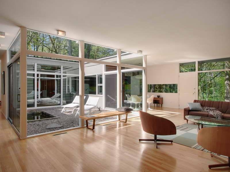 Century Hardwood Flooring laminate flooring packs century wood grey white reclaimed drift effect Design Of The 1950s Architecture With Hardwood Floors
