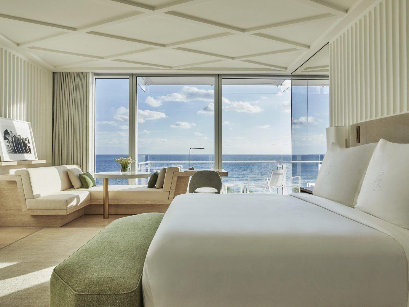 City Hotels Luxury Miami Miami Beach Indoor Window Sofa Room Floor