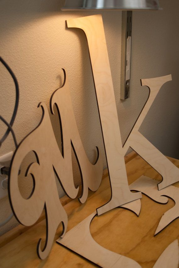 Big wood cutout letters lasermade ideas pinterest wood cutouts big wood cutout letters spiritdancerdesigns Image collections