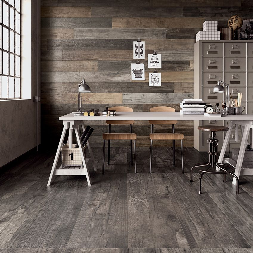 How to lay wood effect tiles elle decoration uk