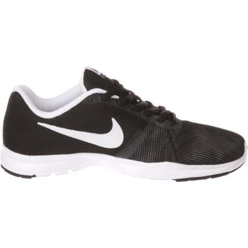 nike black and white roshe run trainers academy