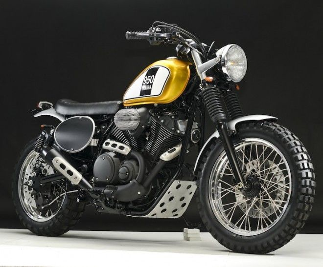 YAMAHA BOLT CUSTOM BY DOC'S CHOPS