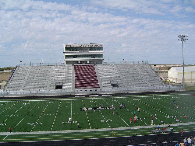 Wylie Pirates High School Football Stadium Football Stadiums High School Football Stadium