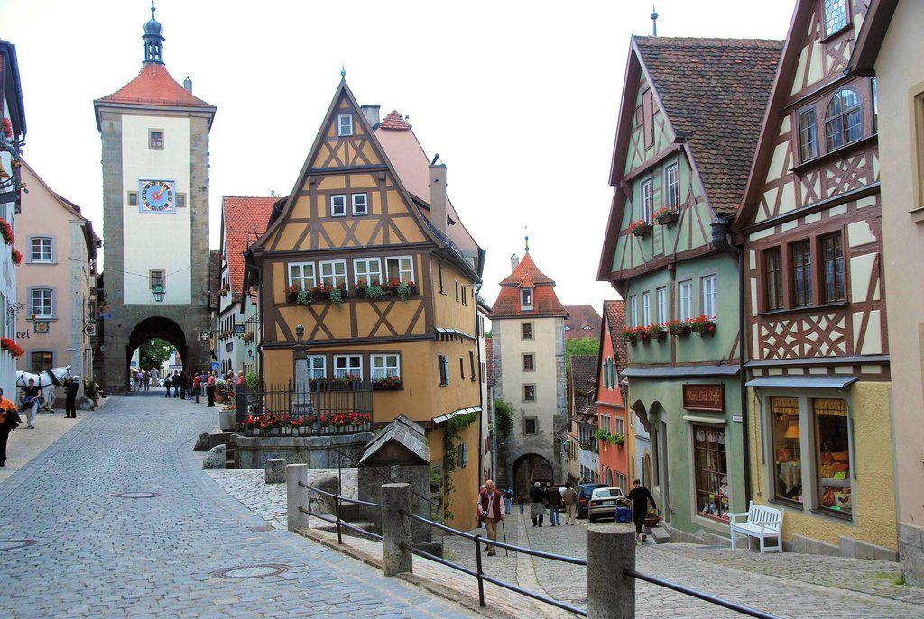 Prostituierte aus Rothenburg ob der Tauber
