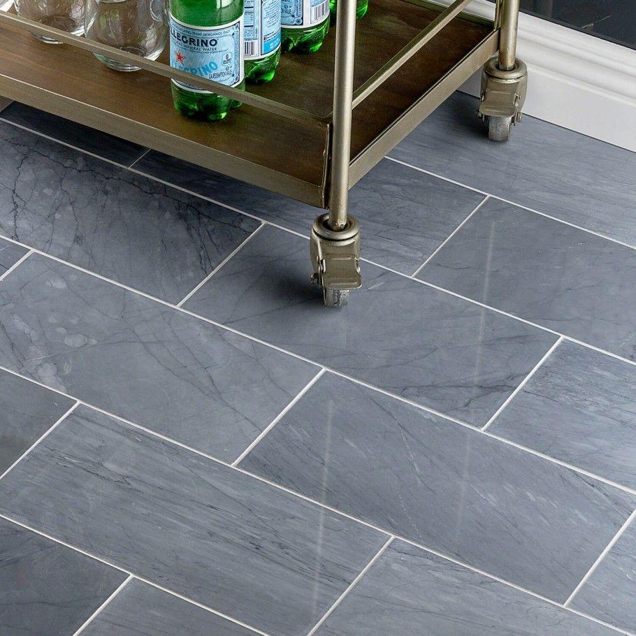 Halley Gray 6x12 Polished Marble Tile Polished Marble Tiles Marble Tile Light Grey Flooring