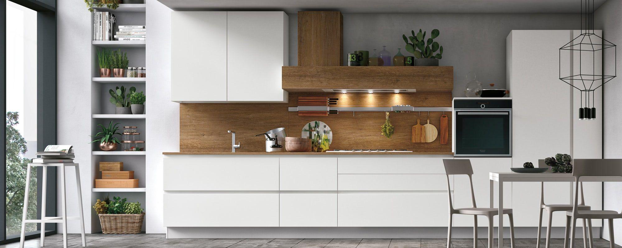 cucine moderne stosa - modello cucina infinity 02 | A - Home ...