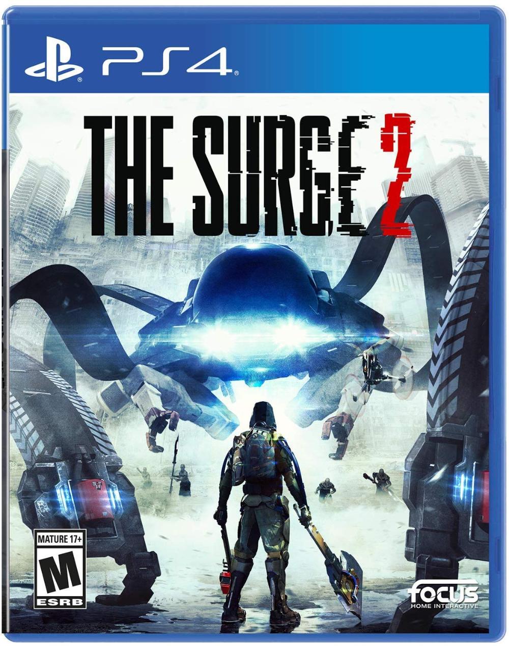Maximum Games The Surge 2 Playstation 4 Maximum Games Llc Video Games Playstation Ps4 Games Ps4