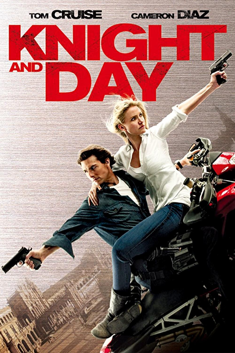 Image result for Knight & Day