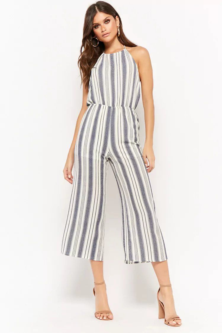 d44ac70a19a Product Name Striped Halter Jumpsuit