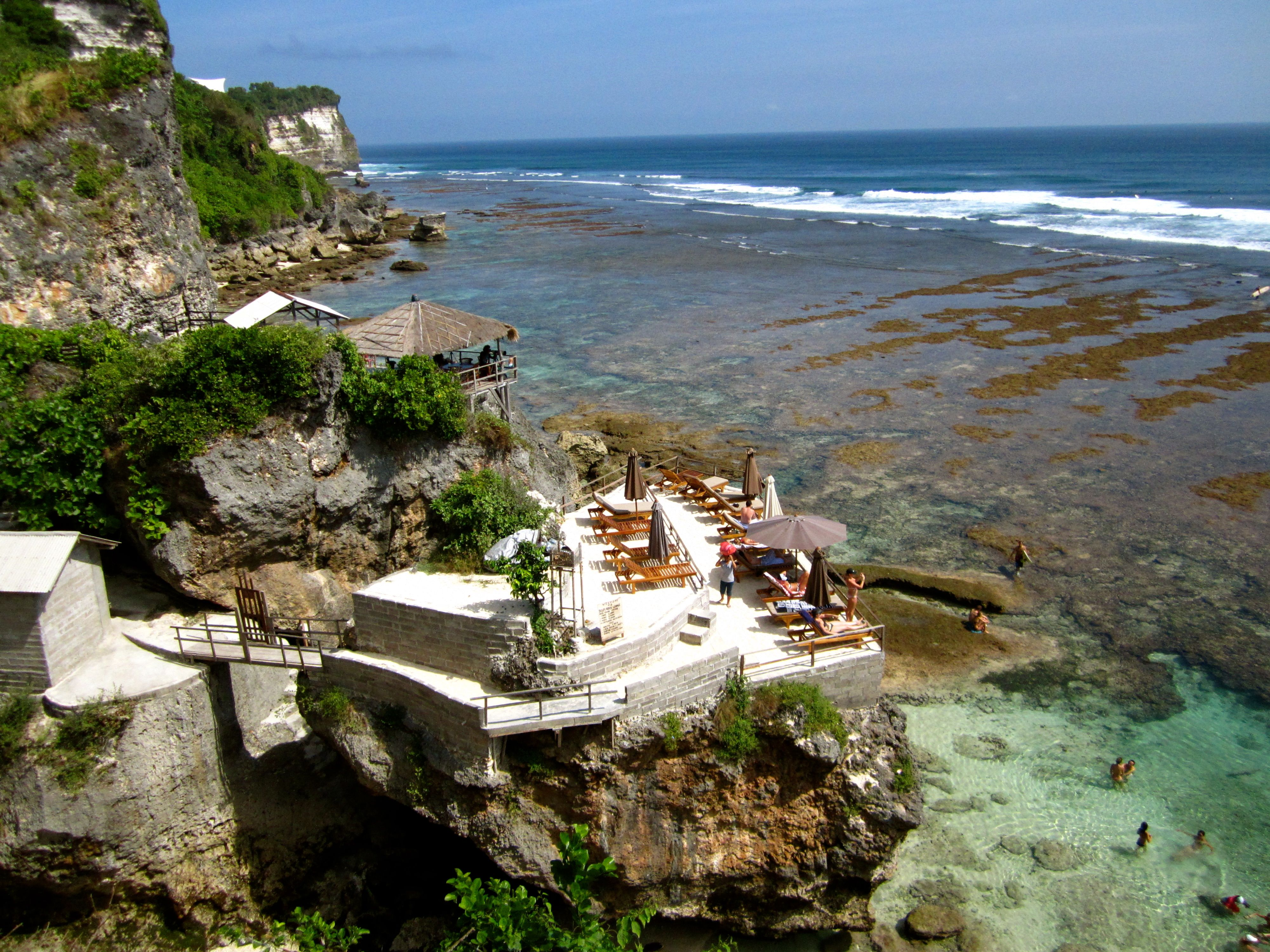 Bali, Indonesia Great Surf