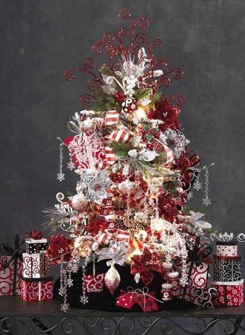 25 Creative Christmas Tree Ideas For This Holiday Season