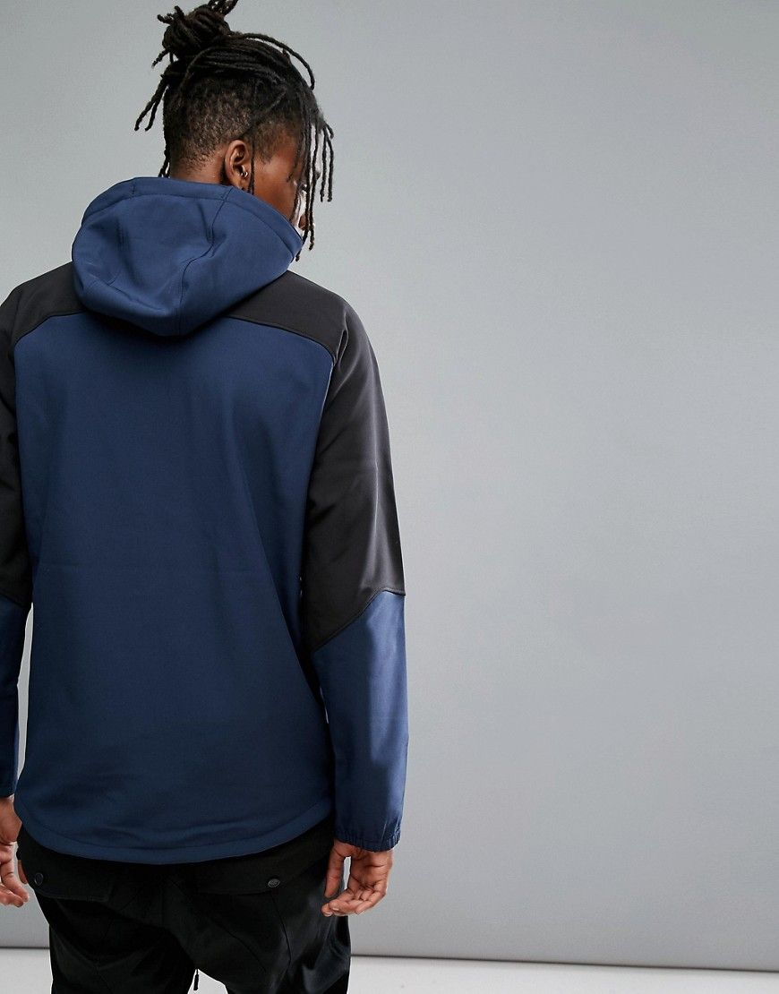 Exile Ink O'neill Jacket Softshell Blue Navy Activewear In wTlOPZkXiu