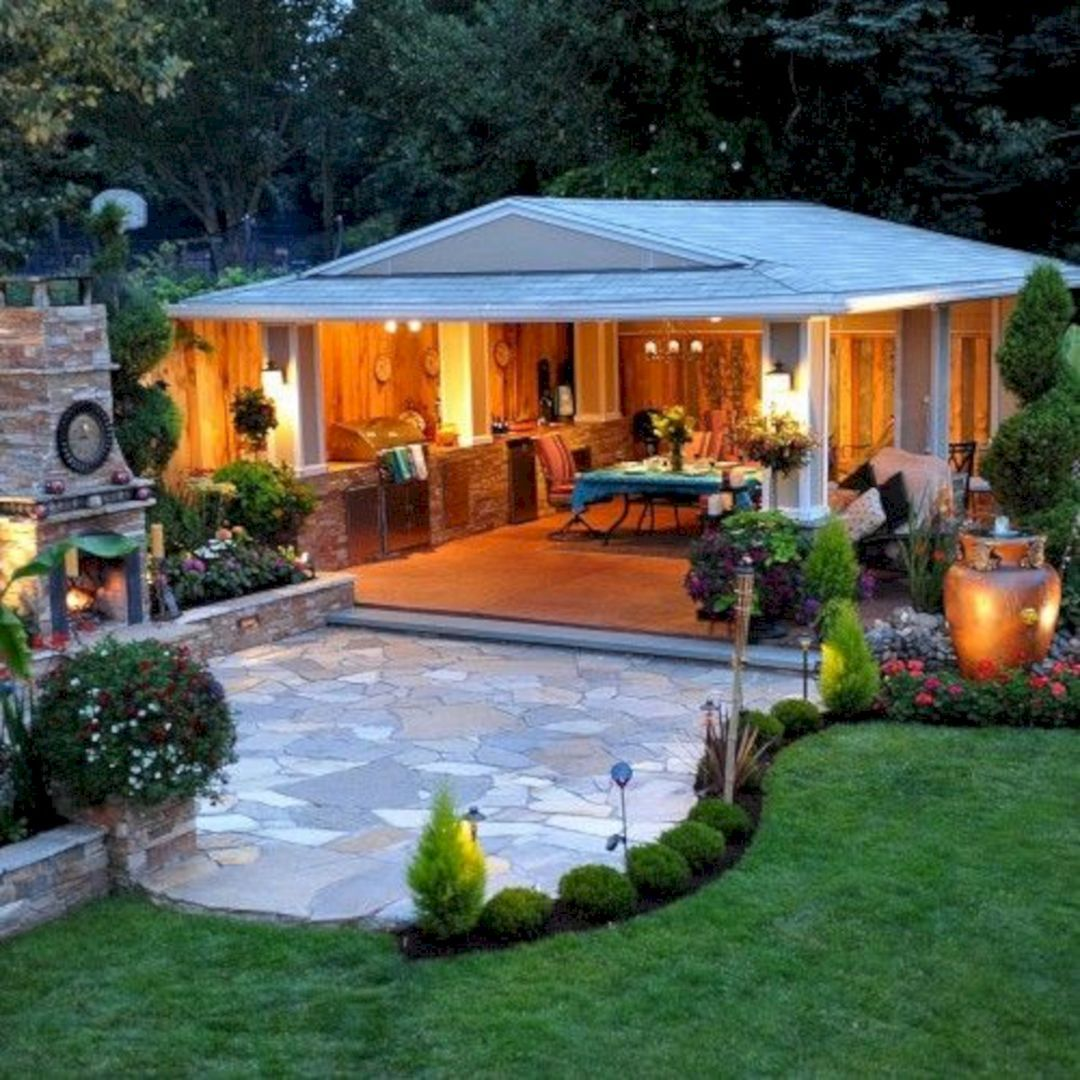 Epic 17 Best And Wonderful Outdoor Living Spaces On A
