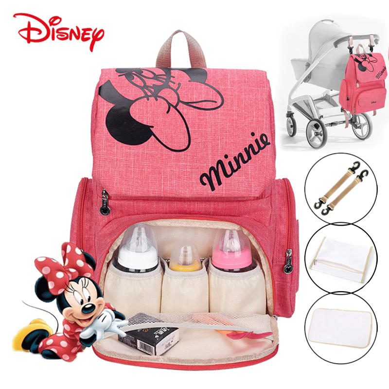 Disney 2019 Hot Diaper Bag Baby Maternity Bolsa