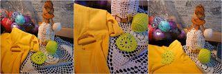 Вязаный домик.: Самодельные маркеры для вязания, заплатка, цветы и дачно-летнее.