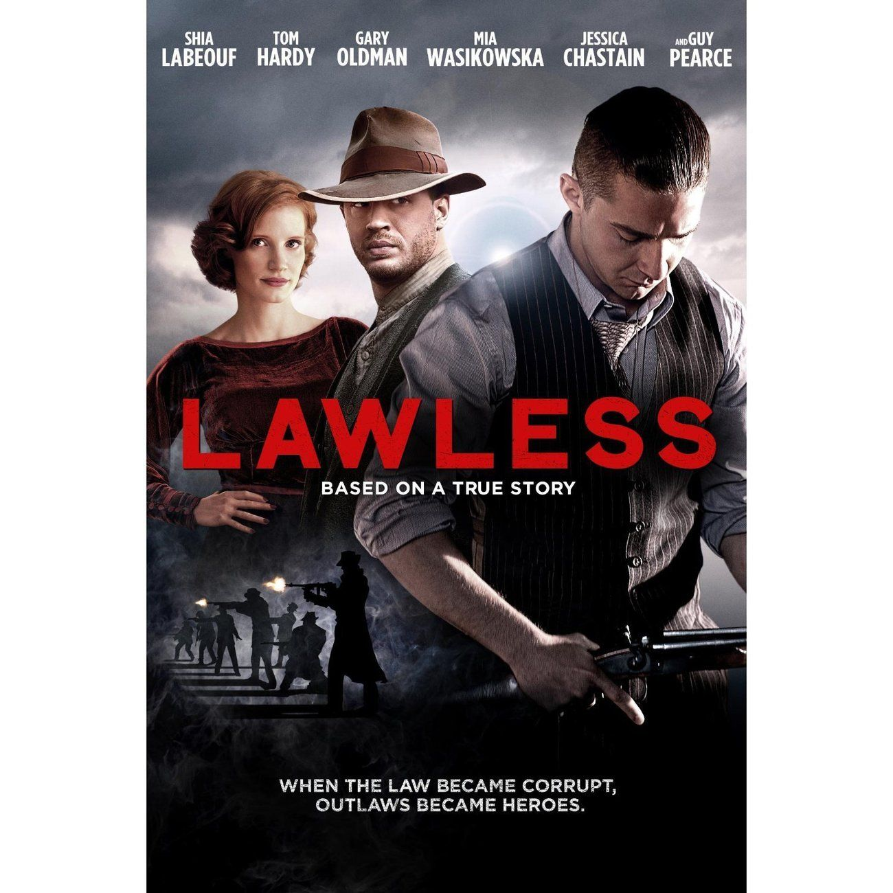 CritterCreekRanch's booth » Lawless DVD Movie 2012 Tom