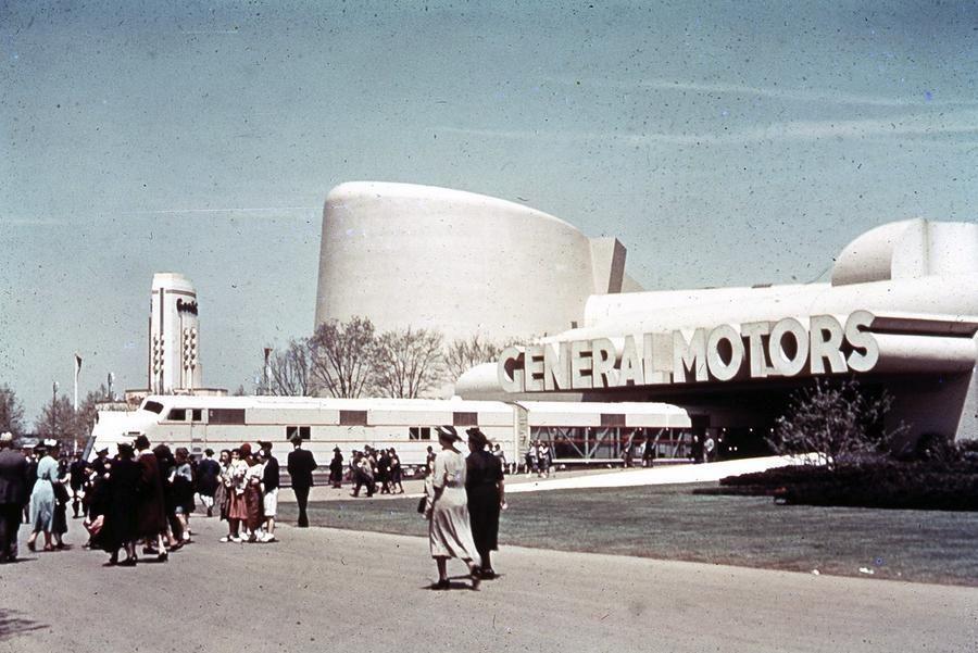 The 1939 New York World's Fair - The Atlantic
