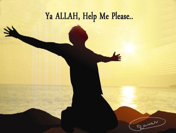 Ya ALLAH Help Me | Allah | Pinterest | Allah, Islam and Faith