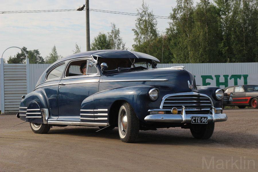 1946 Chevrolet Aerosedan American Classic Cars Chevrolet Dream