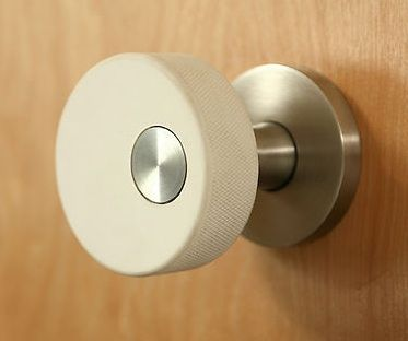 Great A Neat Re Engineering Of The Doorknob.