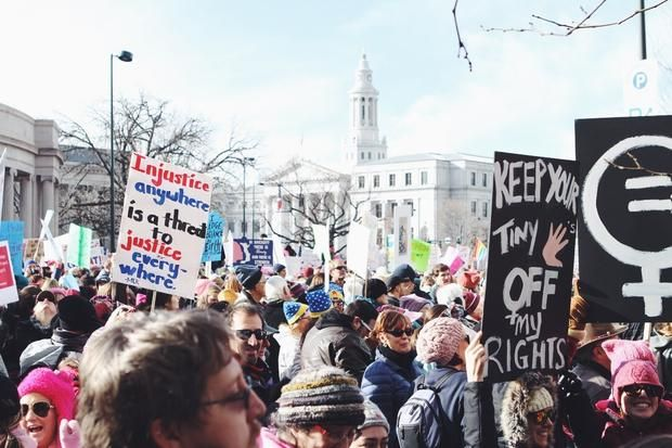 Scenes from the Women's March on Denver | 5280