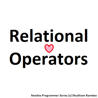 Let us discuss the relational operators through which we can perform relationalcomparisonin the Cprogramming language.