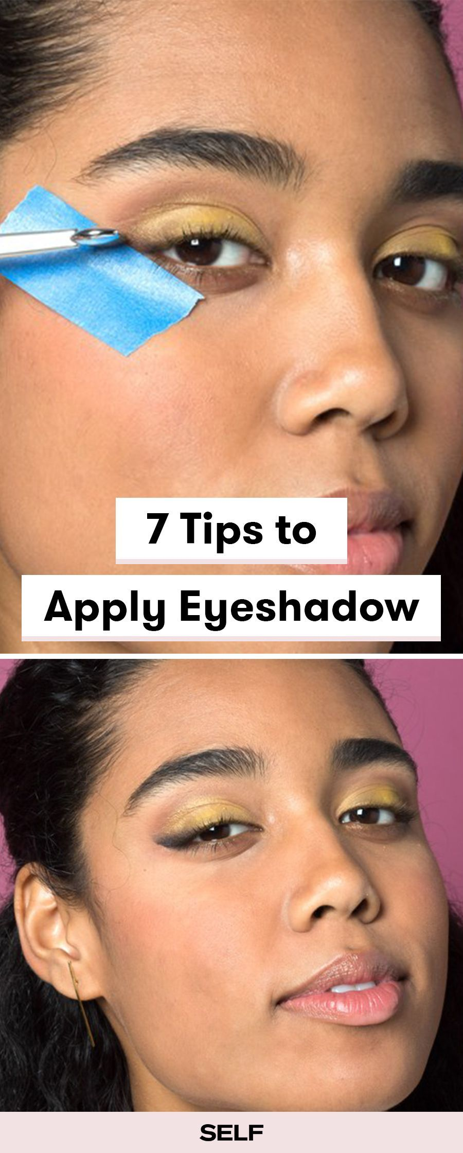 7 Tips to Apply Eyeshadow Like You Actually Know What You