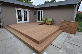 Image result for low decks without railings Decks