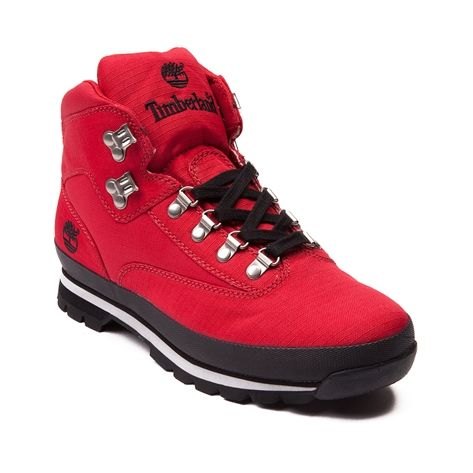 e117df9cdc6 Shop for Mens Timberland Euro Rip Boot, Red, at Journeys Shoes. Hit ...