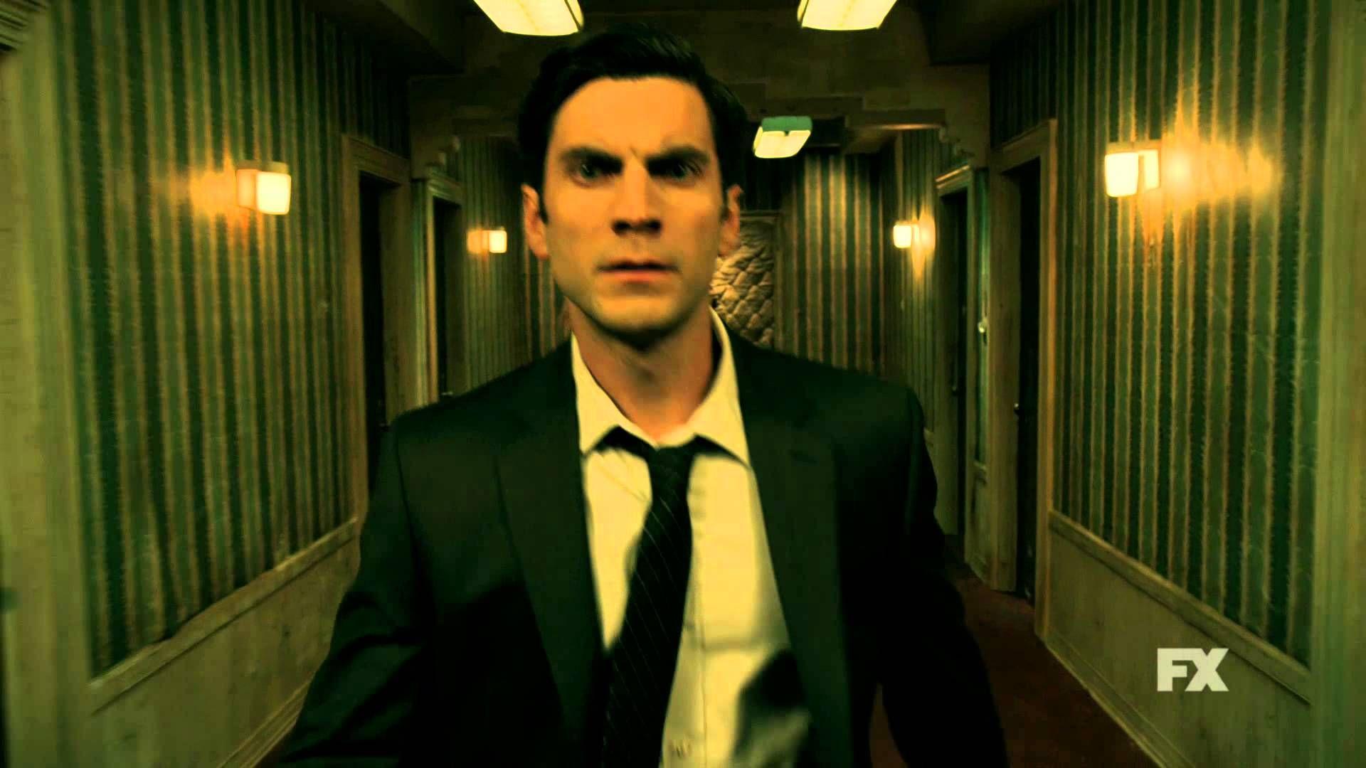 American Horror Story Hotel - Detective John Lowe