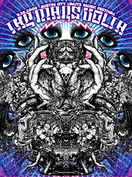 Http Www Gigposters Com Poster 103145 Mars Volta Html Gig