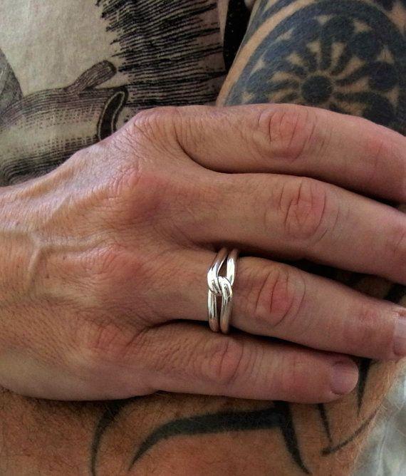 Manner Verlobungsring Mann Ehering Jahrestagsgeschenk Herrenring