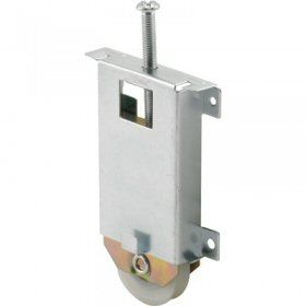 01 565 Sliding Mirror Door Roller Assembly Steel Housing With