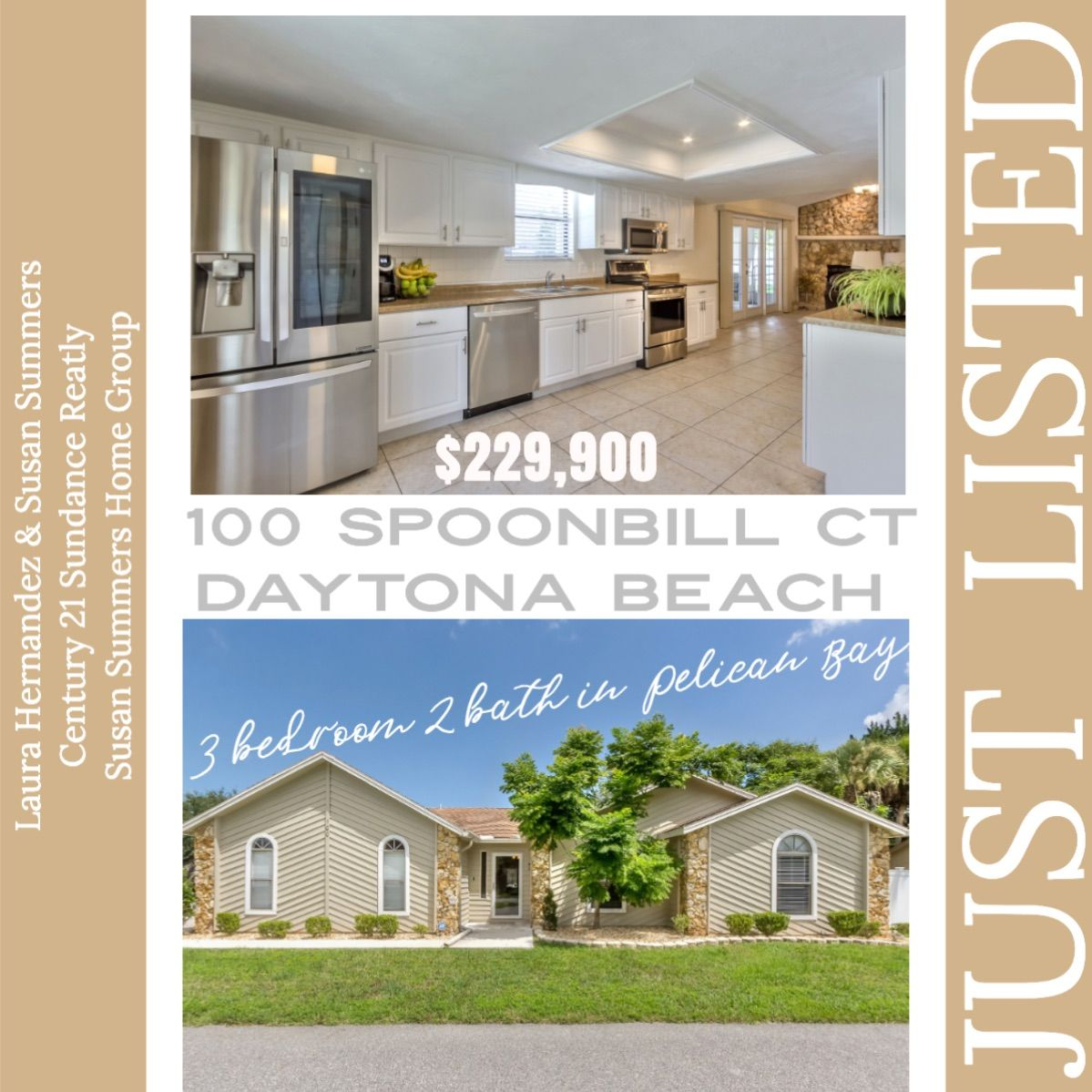 #justlisted #forsale #realestate #homesweethome #century21 #buyahometoday