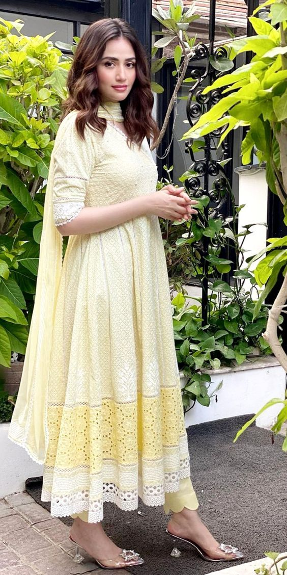 Pakistani Party Dresses for Teenagers