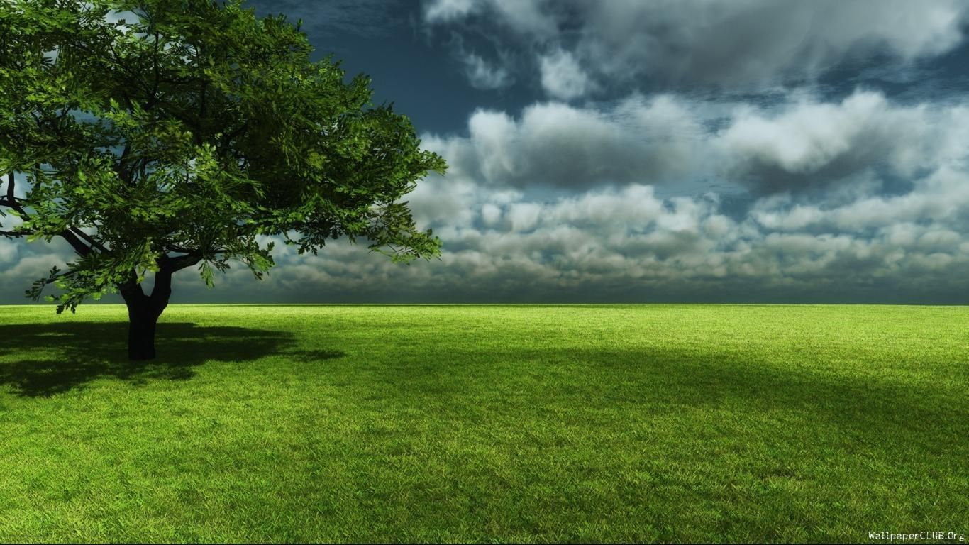 Homes Of The Prairie 1080p Tree On The Prairie Hd Wallpaper Resolutions 1366x768 Hd Landscape Wallpaper Beautiful Landscapes Landscape Background