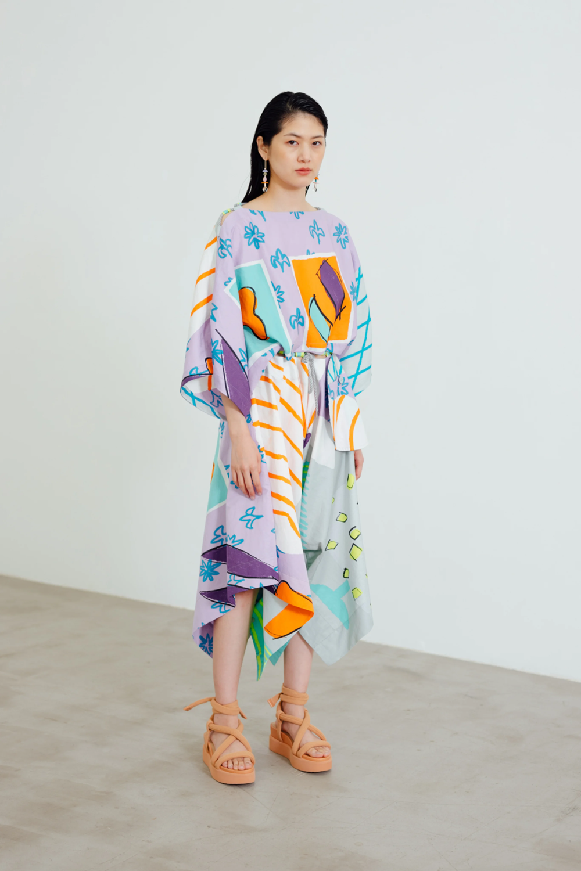 Issey Miyake Spring 2021 Ready-to-Wear Fashion Sho