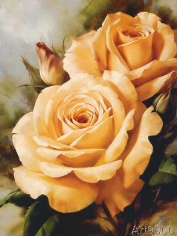 Igor Levashov - Orange Roses