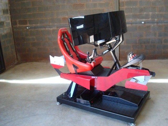 Cockpit F1 Full Motion