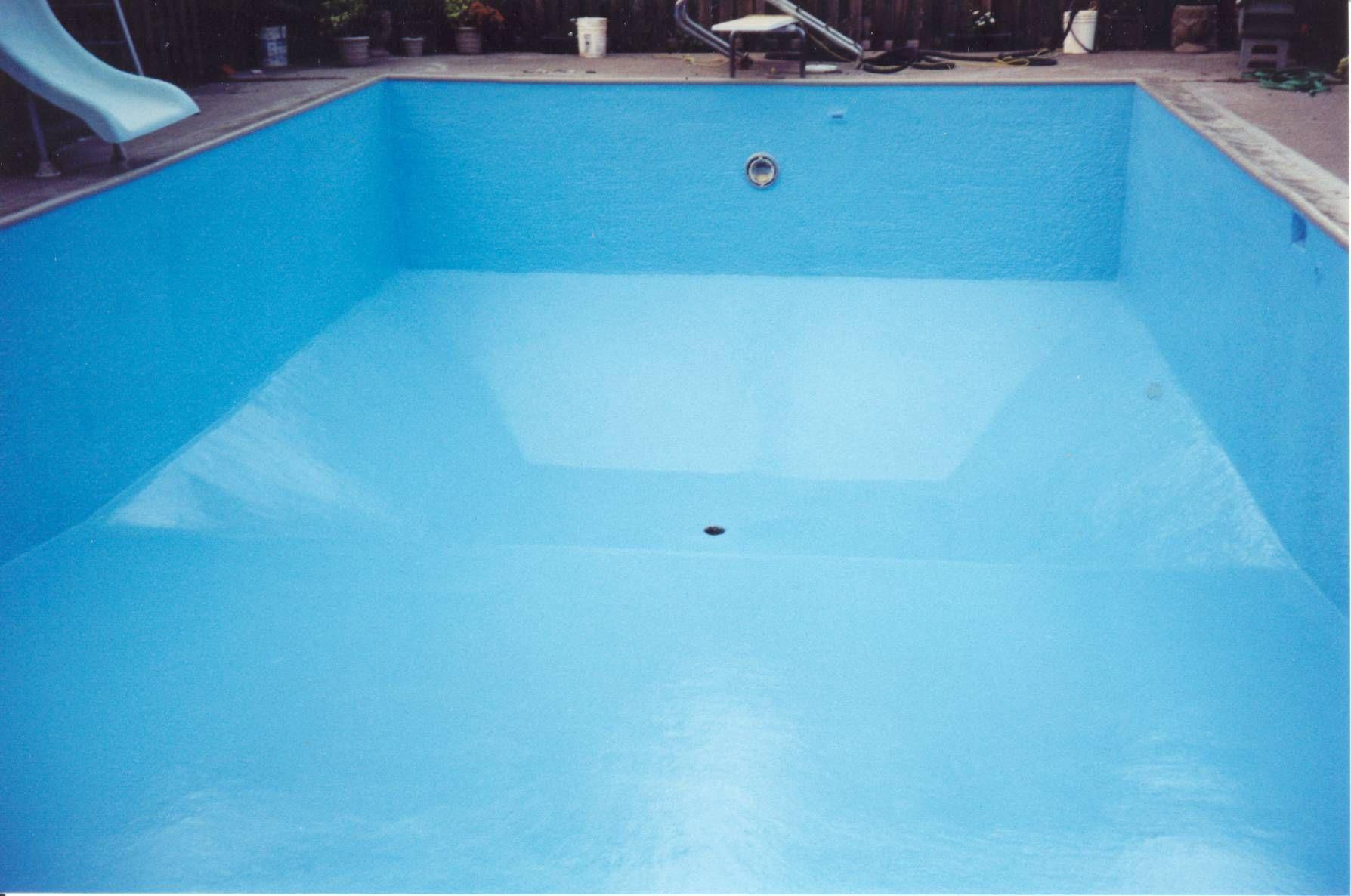 Swimming pool repair and waterproofing waterproofing - Waterproof paint for swimming pools ...