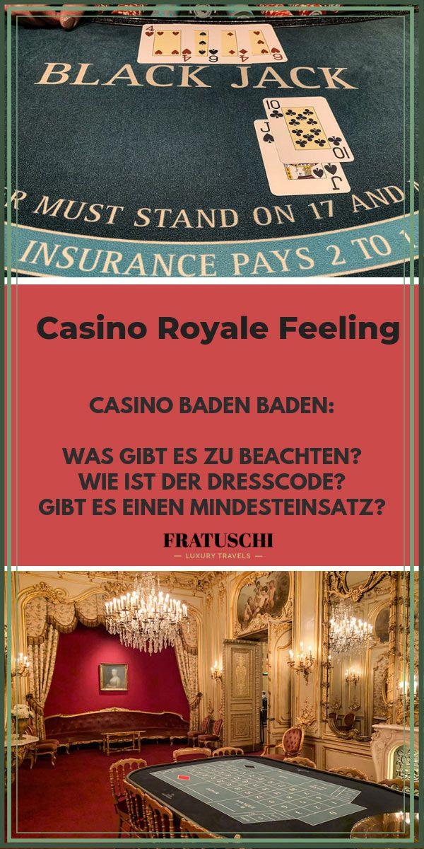 Casino Baden Dresscode