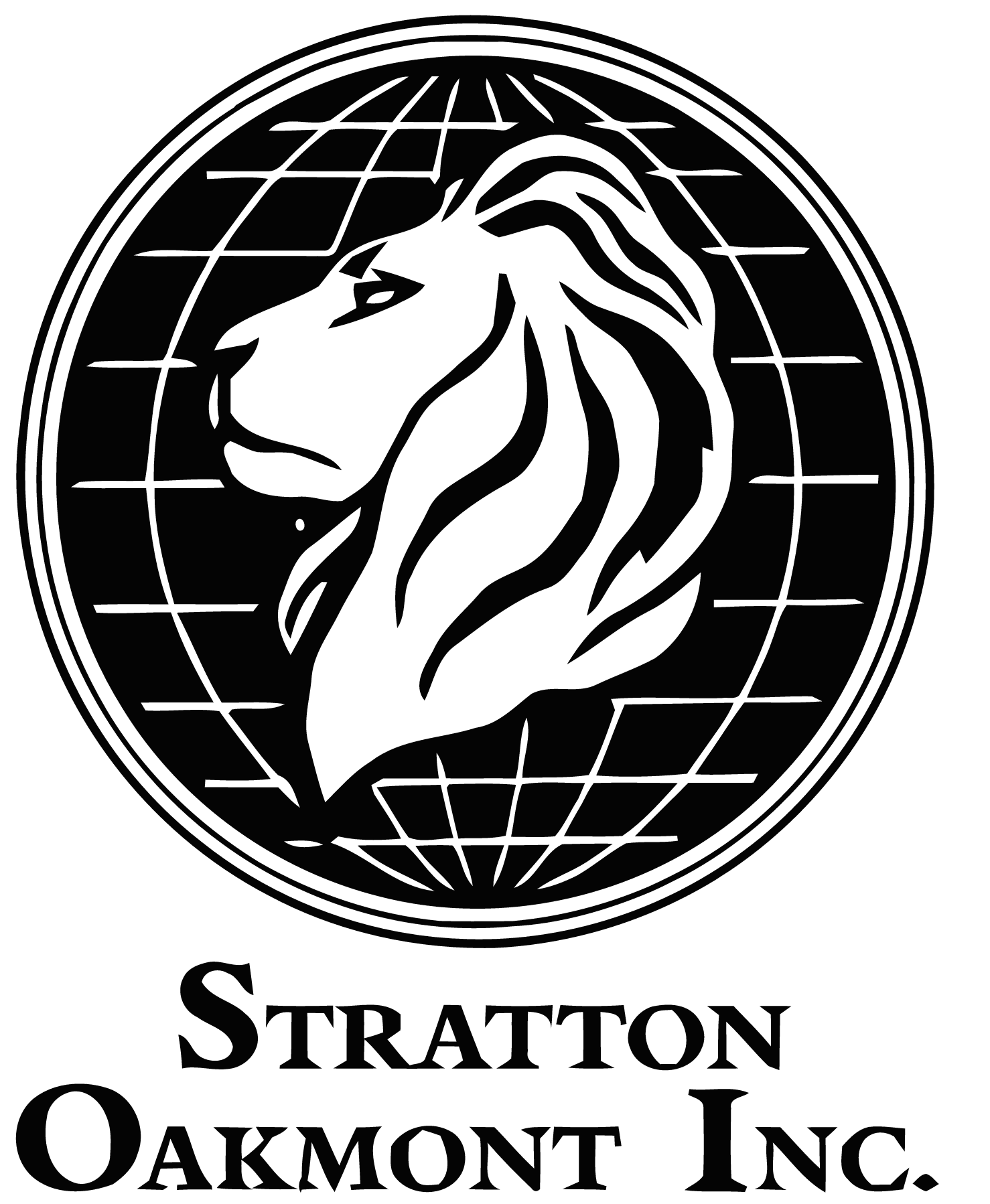 Ougd402 The Wolf Of Wall Street Stratton Oakmont Inc Logo
