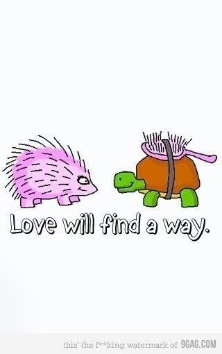 love lives on!