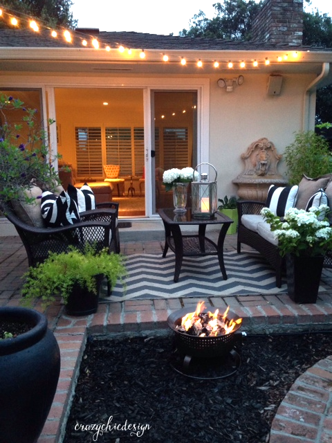 Great Bring The Indoors, Out! Extend Your Living Area To Your Patio With Cozy  Seating Ideas
