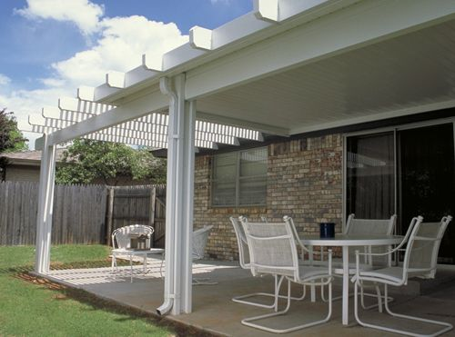 Custom Patio Covers And Enclosed Rooms With Aluminum By Metals Usa