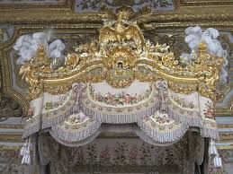marie antoinette curtains - Google Search