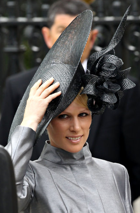 The Best and Worst Hats and Fascinators of the Royal Wedding ... 886130e9382