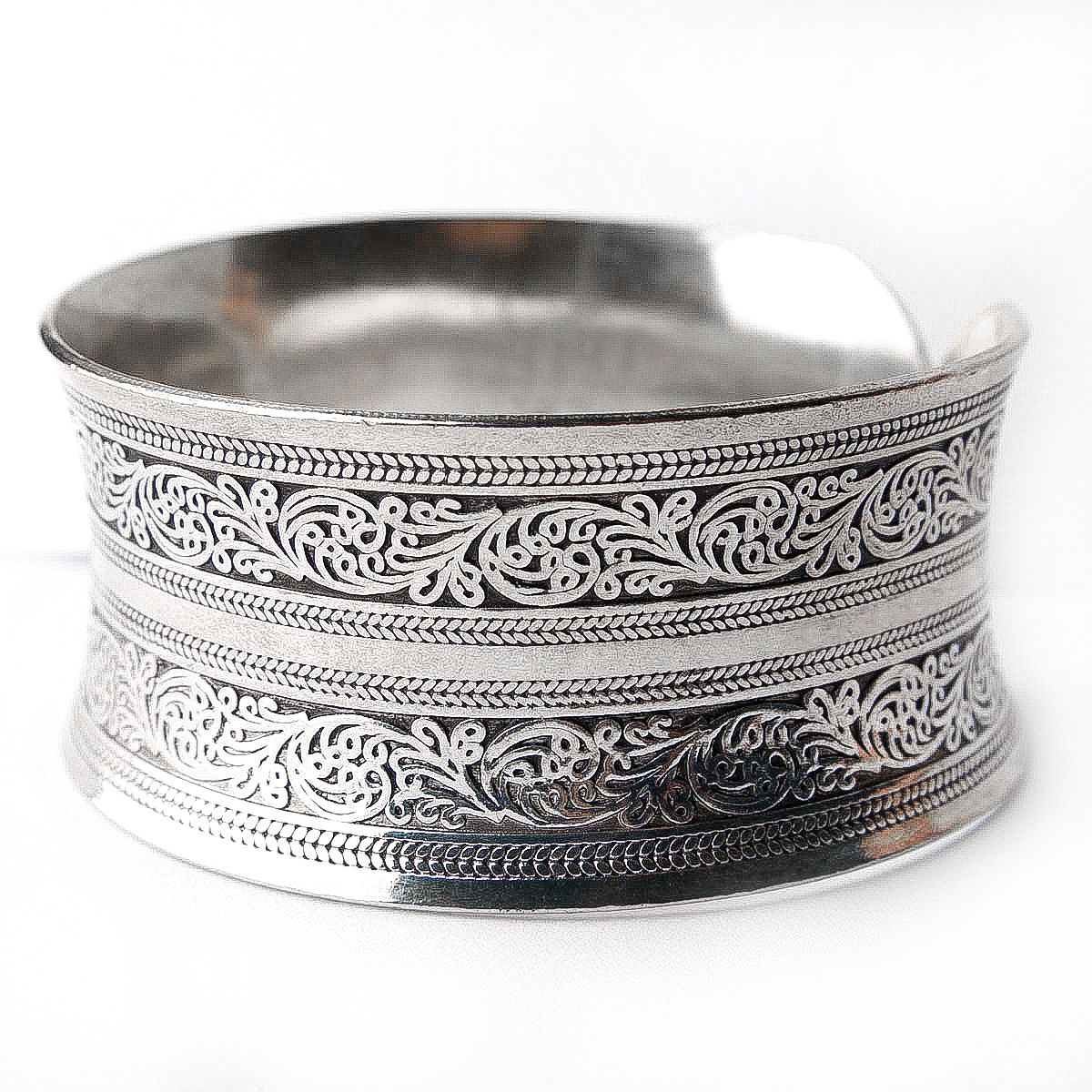 Mix- Cuff Bracelet