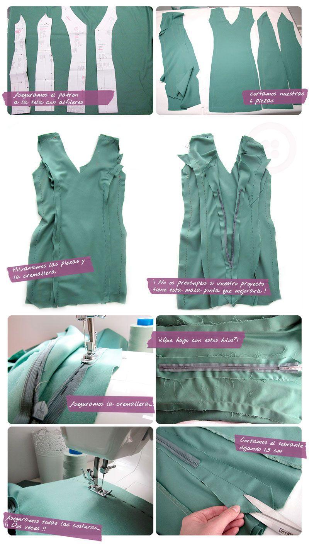 Diseño falmenca general Cómo hacer de cuerpo y vestido un XwnXaqfzZ